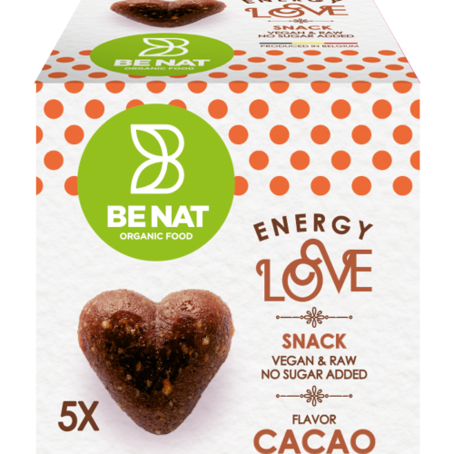 Energy Love Cacao Be-Nat